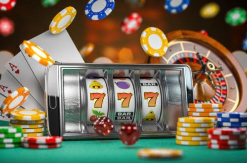 Онлайн казино Booi